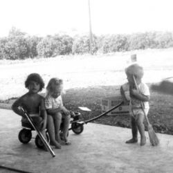Ruth Linda Wadley, Ann Eliese Rhea, Marlin William Rhea