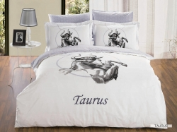 Taurus Zodiac Duvet Bedding Set