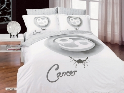 Cancer Zodiac Duvet Bedding Set