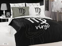 Virgo Astrology Duvet Bedding Set