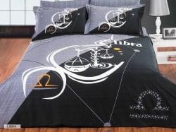 Libra Zodiac Duvet Bedding Set