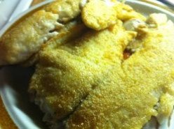Cajun Tilapia Fish Fry Recipe