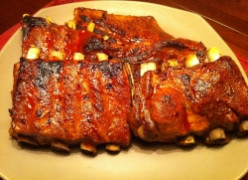 Mouth Watering Pork Rib Recipe