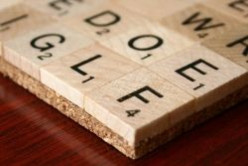 Six Steps To Making Your Own Scrabble Coaster