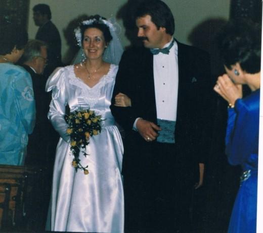 Al and Sue November 28, 1987