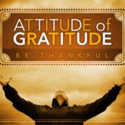 Attitude With Gratitude