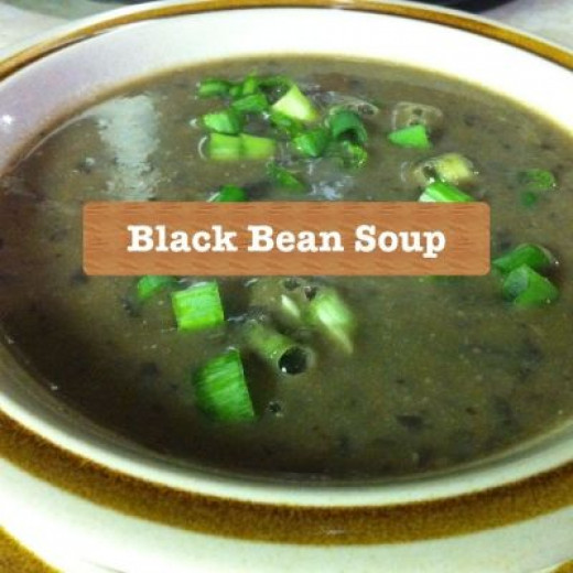 The perfect soup for a meatless meal.