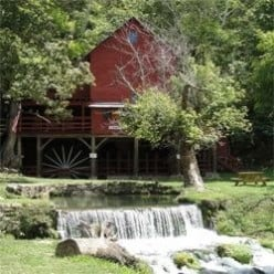 Hodgson Mill, Ozark County, Missouri; our recent visit