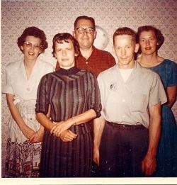 Aunts and Uncles - my wife's mother's side of the family