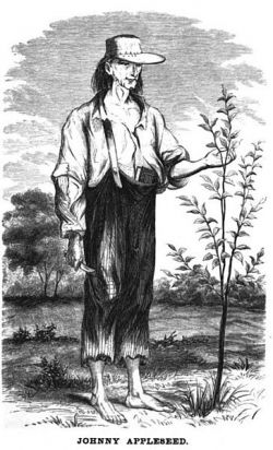 Johnny Appleseed image