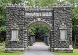 Stoney Point State Park Entrance