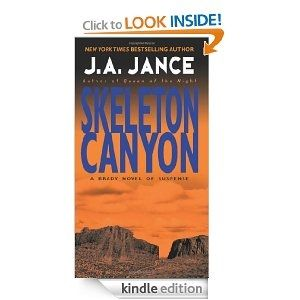 Cover of Skeleton Canyon book