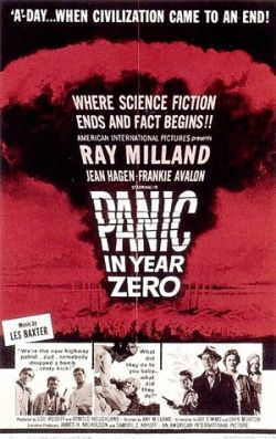Poster for Panic in Year Zero
