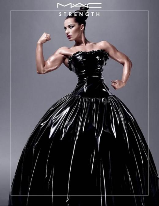 Jelena Abbou - mac - mac cosmetics - ifbb figure pro - ifbb pro - figure pro