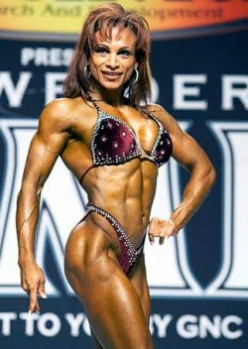 The Top Female Fitness Competitors