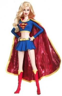 Supergirl-Barbie