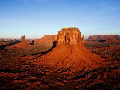 Odd Sights in th Desert