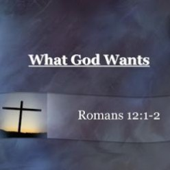 What's Important To God