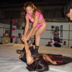 The Women of Lucha Libre Mexicana