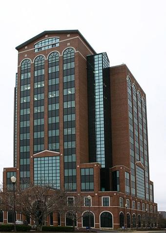 Murfreesboro City Center designed by Joseph Swanson