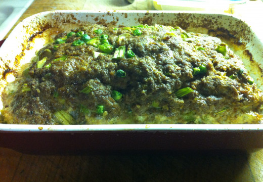 Meatloaf is Ready!