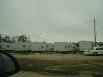 One of the many FEMA parks