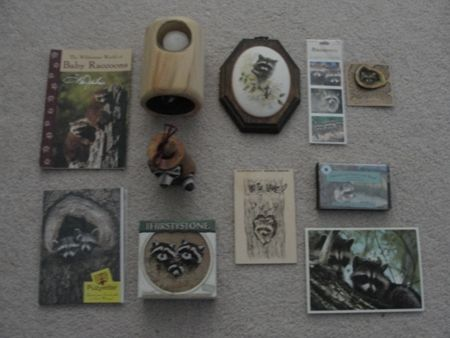 Raccoon Collectibles