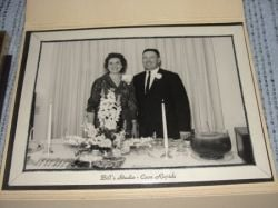Leverne (Pete) and Eileen (Kinnick) Smith - 25th Anniversary photo