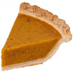 Fresh Pumpkin Pie: 1997 Country Cookbook