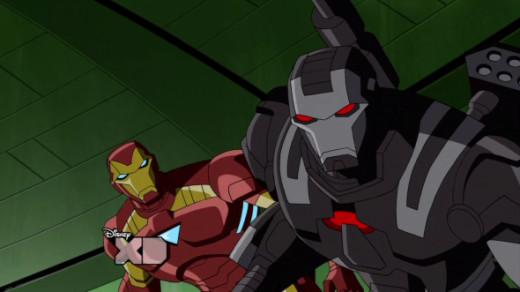 War Machine - Avengers