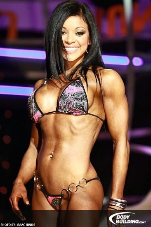Sonia Gonzales - Female Fitness