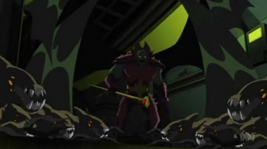 The Avengers-Annihilus