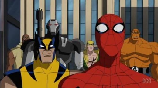 The Avengers-New Avengers