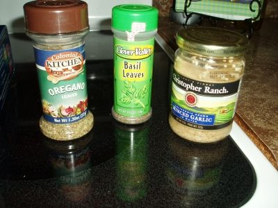 Use seasoning to your taste. Add a small portion as it cooks and the rest before serving.