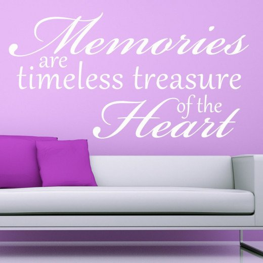 Memories are Timeless Treasures
