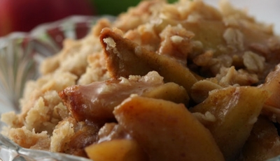Delicious Apple Crisp