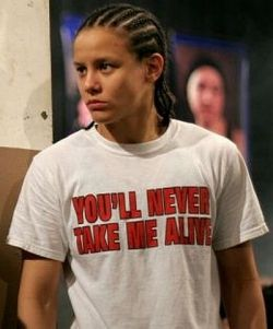 Shayna Baszler - best mma - female mma fighters