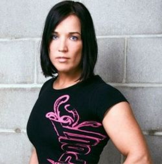 Shana Olsen - mma martial arts - best mma fighter