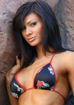Monique Ricardo - Monique Minton - IFBB Bikini Pro