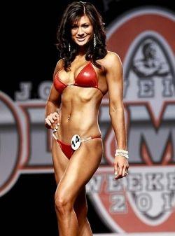 Monique Ricardo - Monique Minton - fitness beauty