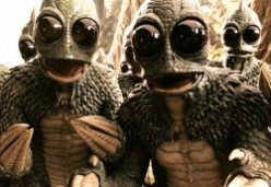 The Reptilians Are Taking Over!
