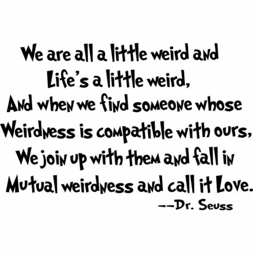 Quotes About Being Cute: Cute Quotes About Being Weird. QuotesGram