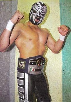 La Sombra-CMLL-Luchador