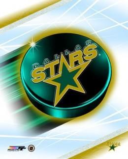 Stars Puck Logo