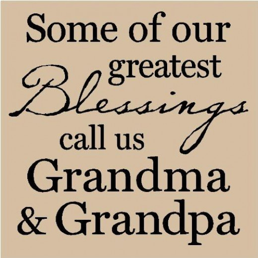 Quotes And Sayings About Grandchildren Quotes From Grandchildren
