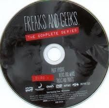 Freaks and Geeks DVD