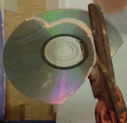 Cuttung the CD