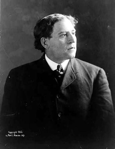 Amos Alonzo Stagg circa 1906