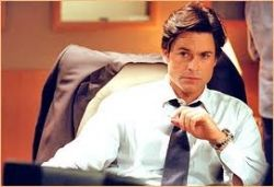 The West Wing Sam Seabrook