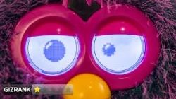 Pink Furby Cotton Candy Plus
